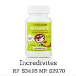 Shaklee Incredivities - Childrens vitamins
