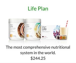 Order Shaklee Life Plan
