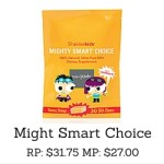Shaklee Mighty Smart Choice