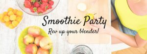Smoothie Party Success Formula