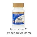 Shaklee Iron Plus Vitamin C