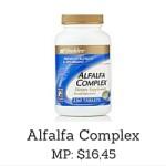 Shaklee alfalfa
