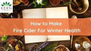Fire Cider – Your Apple Cider Vinegar Tonic