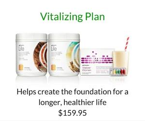 Order Shaklee Vitalizing Plan
