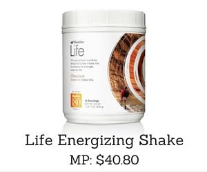 Shaklee Protein