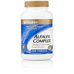 Alfalfa Complex with Spearmint for Inflammation