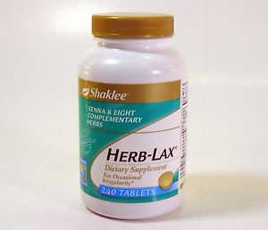 Shaklee Herb Lax – Better Movement for Everyone