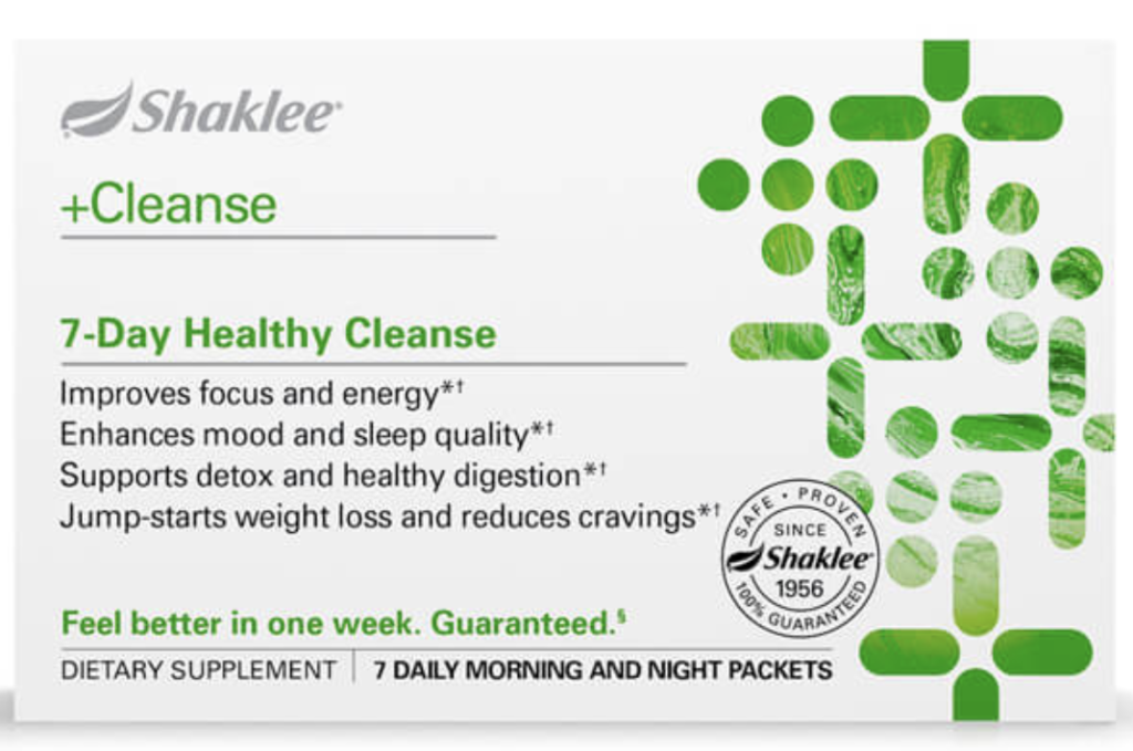 shaklee healthy cleanse