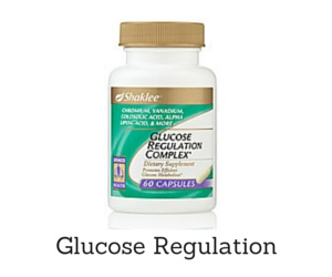 Shaklee Glucose Regulation