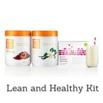 Shaklee Lean and Healhty Kit
