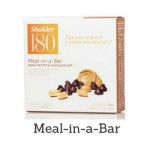 Shaklee Meal in a Bar