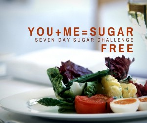 sugar detox menu