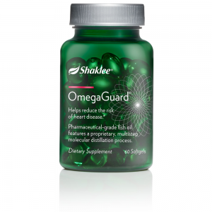 shaklee omegas