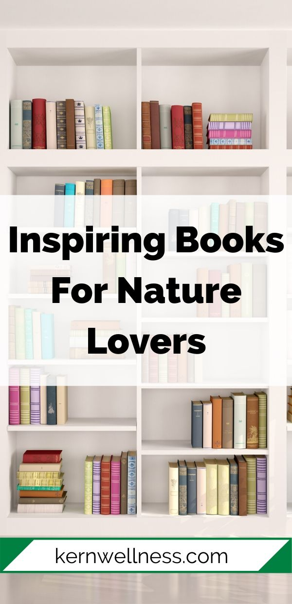 books for nature lovers
