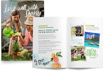 build a shaklee business