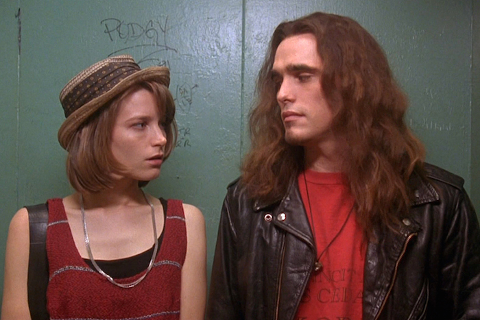 Bridget Fonda & Matt Dillon, Poster Children of Generation X (photo credit: Salon.com)