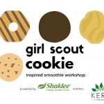 Girl Scouts of Colorado Cookie Smoothie Party