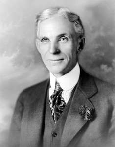 Henry Ford, photo: Wikipedia