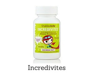 incredivites
