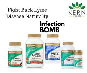 infection bomb. shaklee. lyme disease