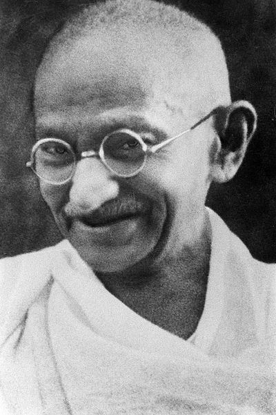 Mahatma Gandhi, photo: Wikipedia