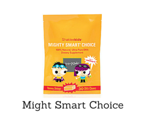 mighty smart choice