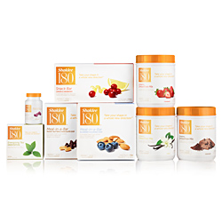 Shaklee 180 Natural Weight Loss Program