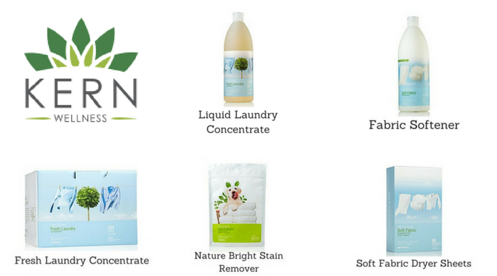 shaklee laundry detergent products