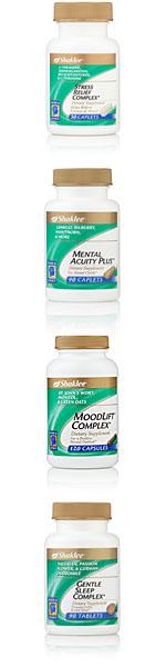 Best Stress Reduction Supplements (Shaklee)
