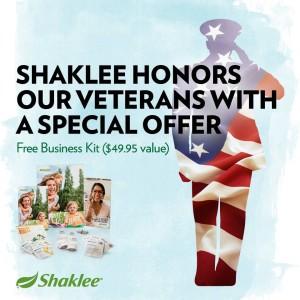 shaklee veteran