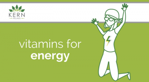 Vitamins for Energy: Improved Focus, Metabolism & Reducing Tiredness